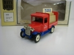 Chevrolet Bottle Van Titzer 1934 Days Gone Lledo