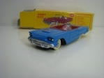 Ford Thunderbird Convertible 1958 1:43 Dinky Toys