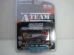 GMC Vandura 1983 Brown A Team Chrome 1:64 Greenlight Hollywood
