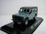 Land Rover Defender 110 Green 1:47 Bburago