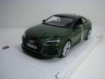 Audi RS 5 Coupé Green 1:24 Bburago