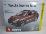 Porsche Cayenne Turbo Kit 1:24 Bburago 25104