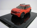 Citroen Aircross Red Salon Shanghai 2015 1:43 Norev