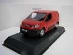Citroen Berlingo Van 2018 Red 1:43 Norev