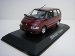 Renault Espace 1992 Malaga Red 1:43 Norev