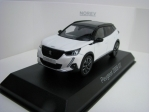 Peugeot 2008 GT Pearl White 2020 1:43 Norev