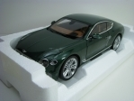 Bentley Continental GT 2018 Green Metallic 1:18 Norev