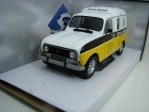Renault 4LF4 Renault Service 1:18 Solido