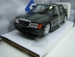 Mercedes-Benz 190E EVO II Black 1:18 Solido