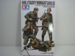 German Infantry set French Campaign 1:35 Tamiya 35293