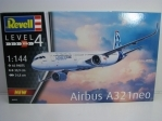 Airbus A321 neo stavebnice 1:144 Revell 04952