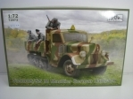 German Halftrack V3000S/SS M Maultier 1:72 IBG Models 72073