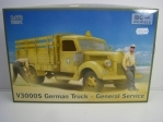 German Truck V3000S General Service 1:72 IBG Models 72071