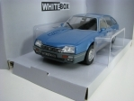 Citroen CX 2500 Prestige Phase 2 1986 blue 1:24 White Box