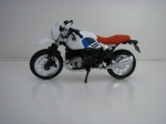 BMW R  nine T Urban GS White 1:18 Bburago