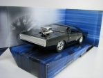 Dom's Dodge Charger R/T Fast and Furious Jada Toys 97042