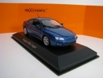 Peugeot 406 Coupé 1997 Blue Metallic 1:43 Maxichamps