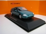 Honda CR-X del Sol 1992 Green Metallic 1:43 Maxichamps