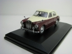 MG ZB Varitone Ivory red 1:43 Oxford