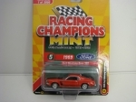 Ford Mustang Boss 302 1969 Red 1:64 Racing Champions Mint 2019