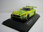 Mercedes AMG GT3 No.48 Hohenadel 24hrs Nurburgring 2018 1:43 Ixo-CMR