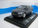Škoda Superb II Anthracite Gray Metallic CF 1:43 Abrex