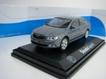 Škoda Superb II Platin Gray Metallic CJ 1:43 Abrex