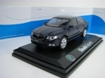 Škoda Superb II Storm Blue Metallic KC 1:43 Abrex