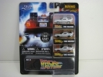 Delorean Back to the Future Nano Time Machine 3 modely blistr 1:55 Jada