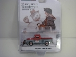 Ford F-100 1956 Norman Rockwell series 2 1:64 Greenlight