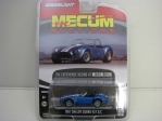 Shelby Cobra 427S/C 1967 1:64 Greenlight Mecum Auctions series 4