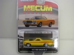 Ford Ranchero GT 1972 1:64 Greenlight Mecum Auctions series 4