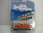 Chevrolet C-10 1971 1:64 Greenlight Hollywood series 26
