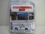 Chevrolet Caprice 1980 Groundhog Day 1:64 Greenlight Hollywood series 26