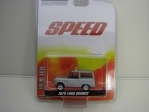 Ford Bronco 1970 Speed 1:64 Greenlight Hollywood series 26.