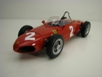 Ferrari Dino 156 F1 Sharknose No.2 Phil Hill Winner Italy GP 1961 1:18 CMR