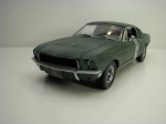 Ford Mustang GT Fastback Unrestored 1968 Steve McQuen 1:18 Greenlight