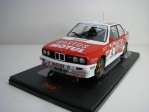 BMW E30 M3 No.9 Tour de Corse 1988 1:18 Ixo models
