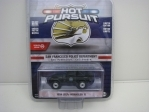 Jeep Wrangler YJ 1994 Hot Pursuit Série 32 1:64 Greenlight