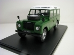 Land Rover Series III Green 1:24 White Box