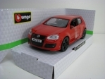 Volkswagen Golf GTI Red 1:32 Bburago