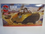 DUKW Classic Kit VINTAGE military 1:76 Airfix A02316V