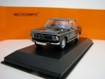 BMW 1600 1968 Black 1:43 Maxichamps