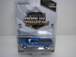 Dodge Ram 3500 Big Horn Harvest Edition Blue 1:64 Greenlight Dually Drivers