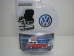 Volkswagen T2 Type 2 Double Cab Pick Up 1976 1:64 Club V-Dub série 10 Greenlight