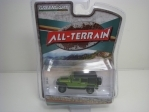 Jeep Wrangler Mountain 1:64 All-Terrain série 9 Greenlight