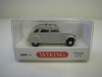 Citroen 2 CV grey 1:87 Wiking 0809 14