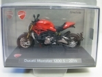 Ducati Monster 1200 S 2014 Red 1:24 Hachette