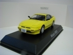 Nissan 180SX Yellow 1:43 Norev