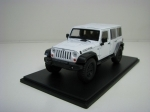 Jeep Wrangler 2013 Unlimited Moab White 1:43 Greenlight 86176